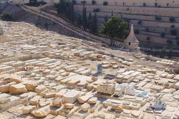 Jerusalem Mount of Olives Cemetery