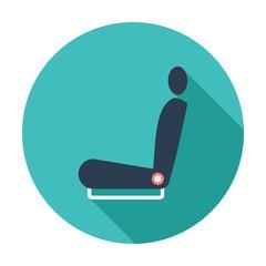 Icon seat.