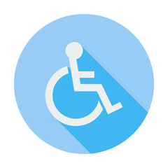 Disabled single icon.