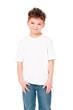 T-shirt on boy