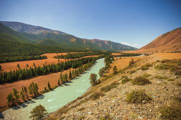 Katun River, Altai Mountains