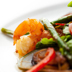 Seafood Plate