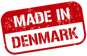 made in denmark stamp
