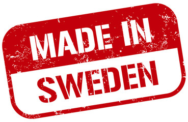 made in sweden stamp