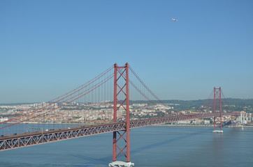 25th of April Bridge, 25 de Abril Bridge