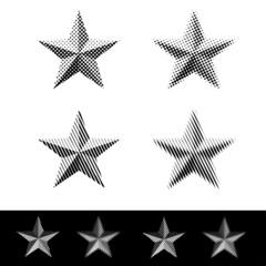 raster stars