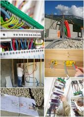 électricité - montage