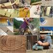 travail du bois - montage