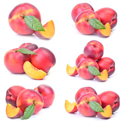 Fruit peach