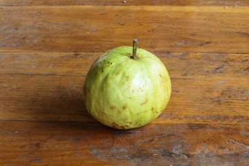 Guavas fruit