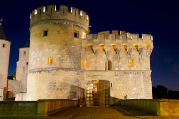 Porte des Allemands - Metz - France