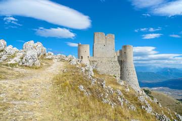 Rocca Calascio, Abruzzo, Italy
