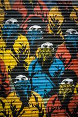 Graffiti gangsters