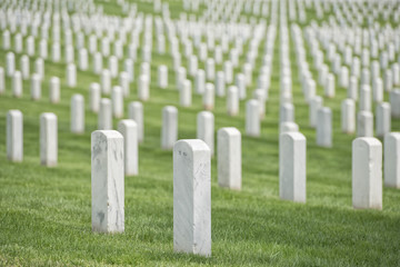 arlington cemetery graveyard