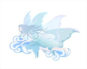 Воздушная фея .