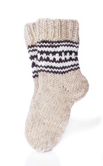 Pair of Warm Winter Socks
