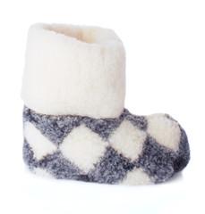 Single Fleece Boot