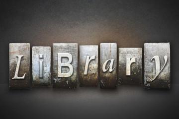 Library Letterpress