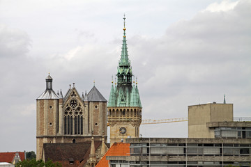 Braunschweiger Türme (Dom und Rathaus)