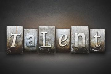 Talent Letterpress