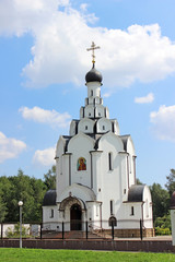 "Church of the Icon of the Mother of God "" Of the Perishing """