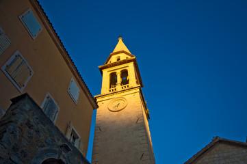 Church in Kotor, Montenegro