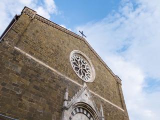 Chiesa S.Agostino - Montalcino - Tuscany