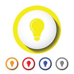 bulb icon , lighter icon
