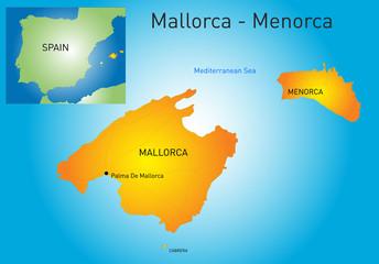 Mallorca-Menorca