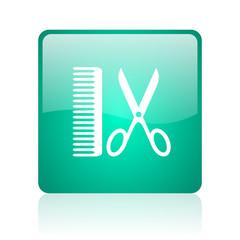 barber internet icon