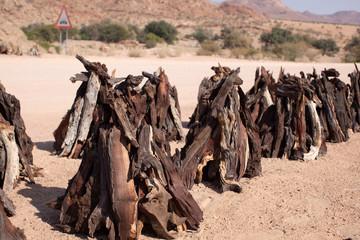 Vendita legname per camino