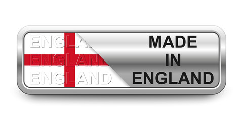 Made in England Button