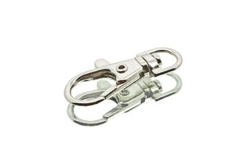 Small Lying Chrome Carabiner Hook