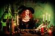 sorcery woman
