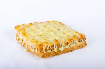 Croque Monsieur, sandwich français.