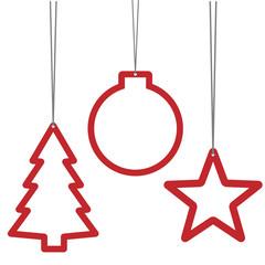Anhänger Weihnachten