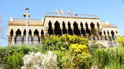 Sede del distrito Horta-Guinardó, Barcelona