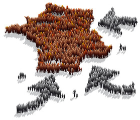 France - Immigration