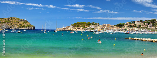 canvas print picture 2014 Mallorca,