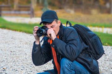 Nature photographer.