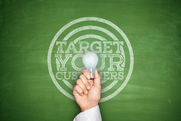 Target your customers on Blackboard