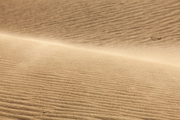 Dunes patterns. Death Valley,California