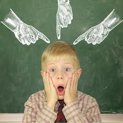 Mobbing und Leistungsdruck in der Schule