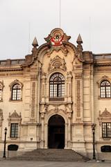 Palacio de Gobierno in Lima