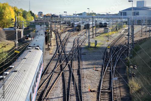 Kolej, pociąg, infrastruktura kolejowa