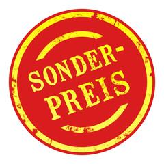 sb3 - SaleButton Rund - Sonderpreis - g1639