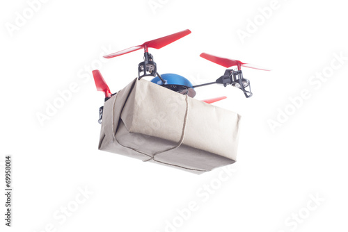 Delivery drone - 69958084