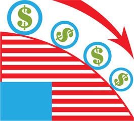 Dollar downhill roll