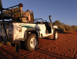 Afrika Desert Safari