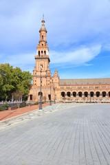 Sevilla, Spain - Plaza de Espana